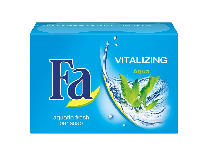 Fa Vitalizing Aguathué mýdlo 90g