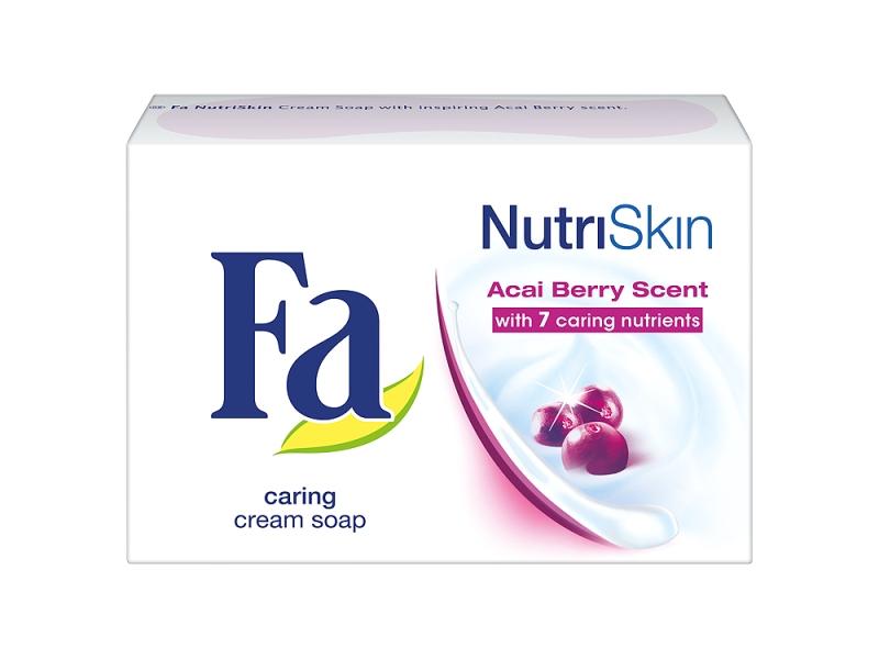 Fa NutriSkin krémové mýdlo Acai Berry 90g