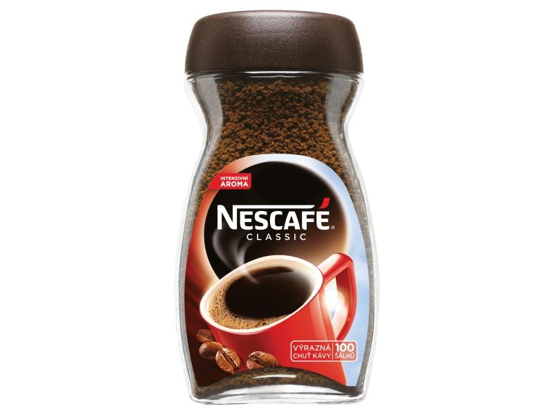 Nescafé Classic káva instantní 200g