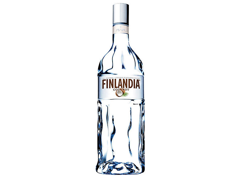 Finlandia Coconut vodka 37,5% 1l