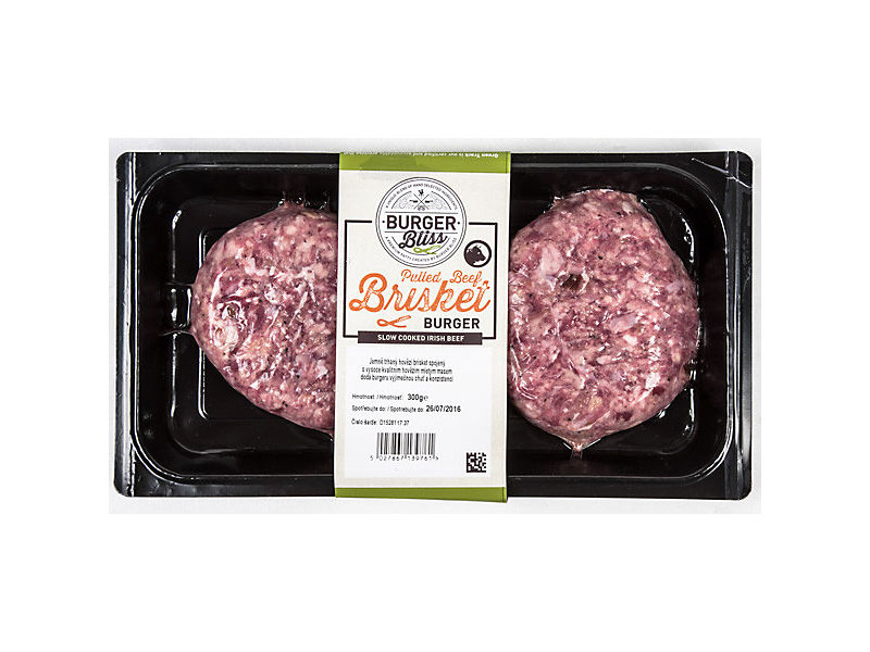 Barbecue Burger 2x150g