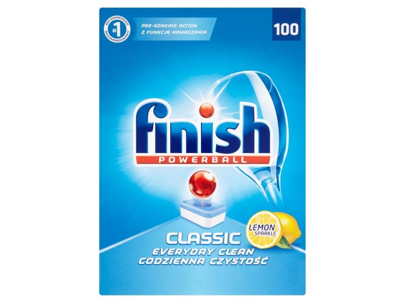 Finish Classic Lemon Tablety do myčky 100 ks