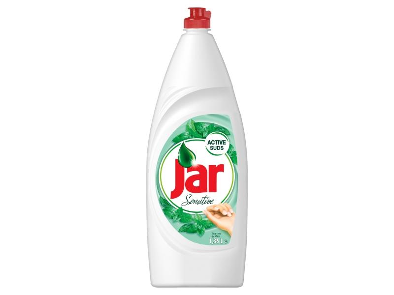 Jar Sensitive Teatree & Mint prostředek na mytí nádobí 1350ml