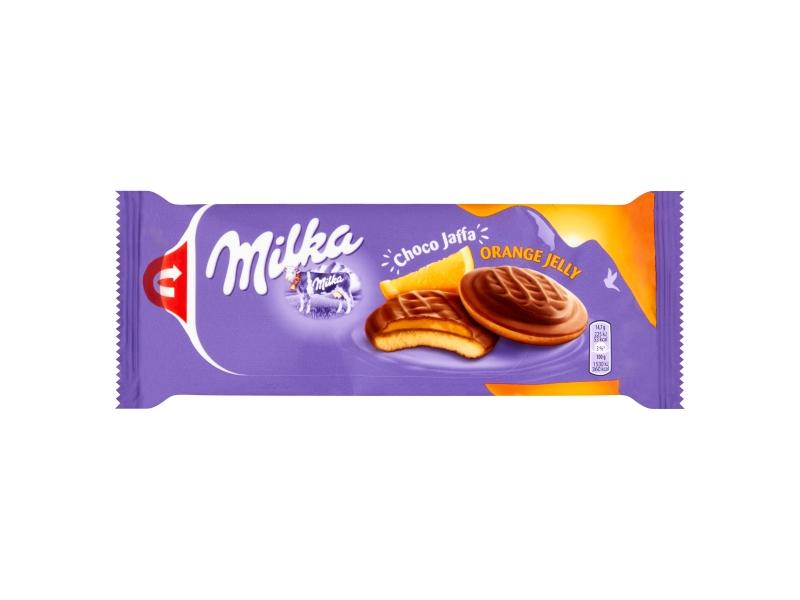 Milka Choco Jaffa Orange Jelly 147g