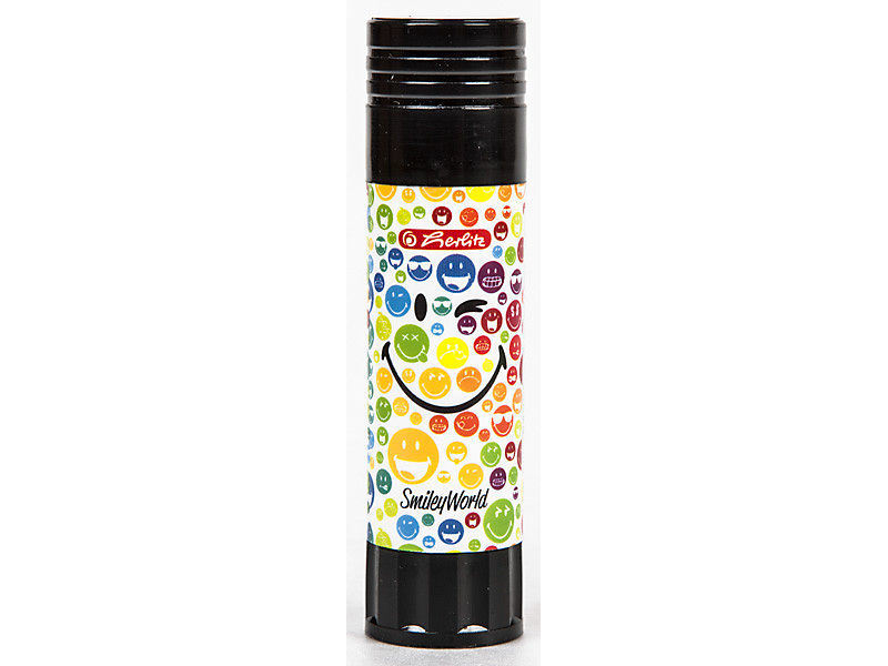 Herlitz Lepicí tyčinka Smiley Rainbow 21g 1ks