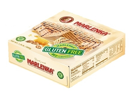 Marlenka Medový dort bezlepkový 800g