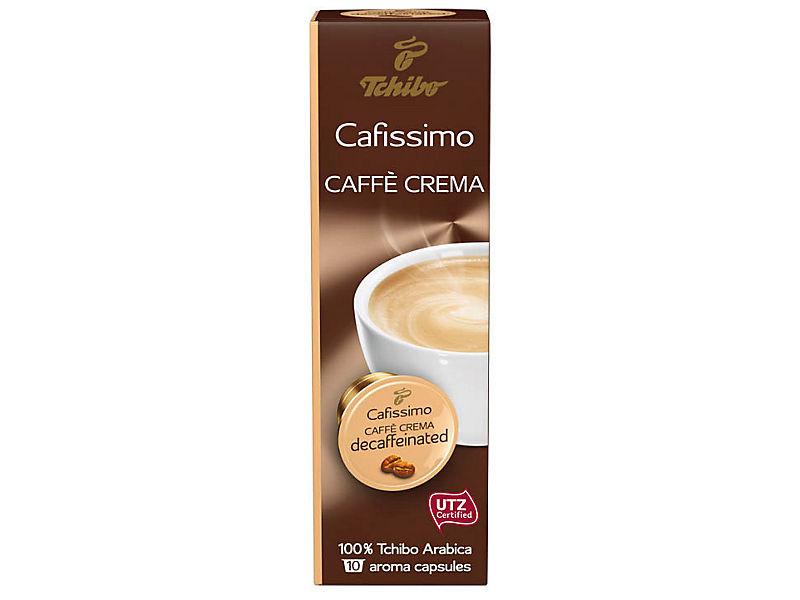 Tchibo Cafissimo Espresso bez kofeinu kapsle 10x7g