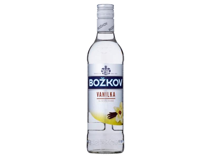 Božkov Vanilka Vodka 33% 500ml