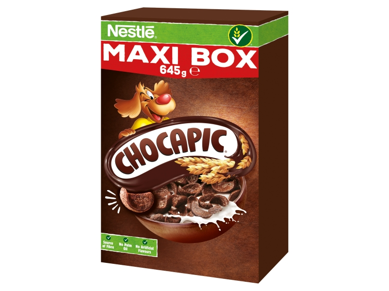 NESTLÉ CHOCAPIC 645g, Maxi box
