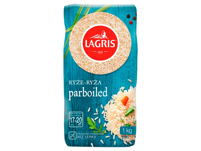 Lagris Rýže parboiled 1kg