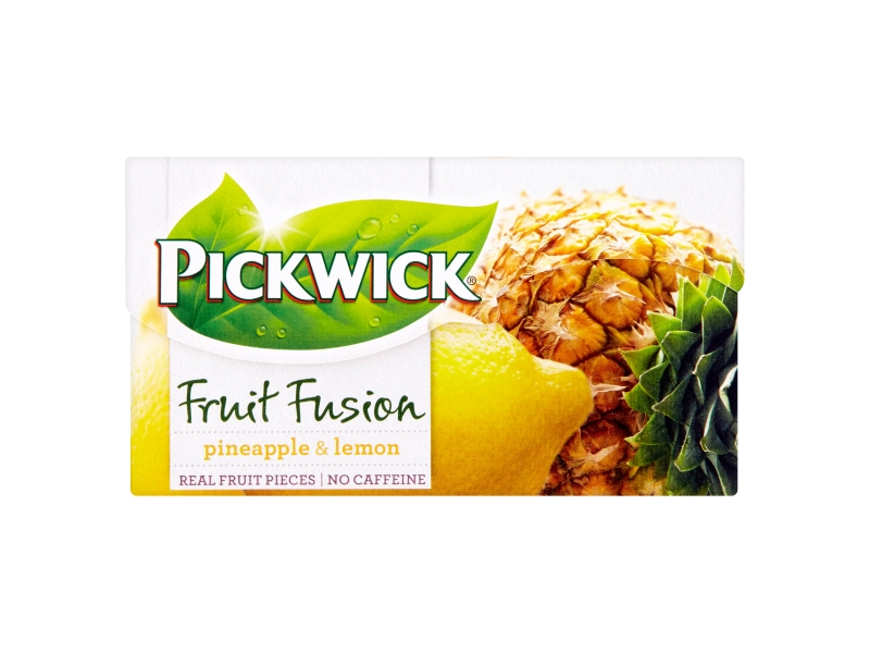 Pickwick Fruit Fusion Pineapple & Lemon, 20x1,5g