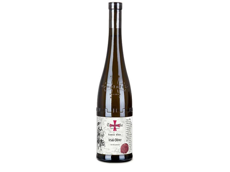 Templářské Sklepy Čejkovice Irsai Oliver jakostní polosuché víno, 0,75l