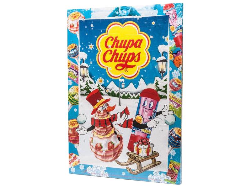 Adventní kalendář Chupa Chups 184g