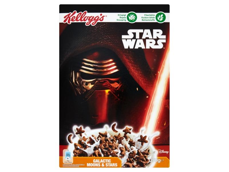 Kellogg´s Star Wars křupavé cereálie s příchutí čokolády 350g