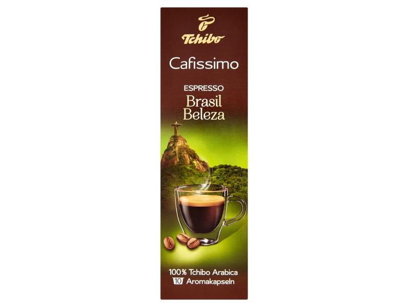 Tchibo Cafissimo Espresso Brazil Beleza kapsle 10x8,5g