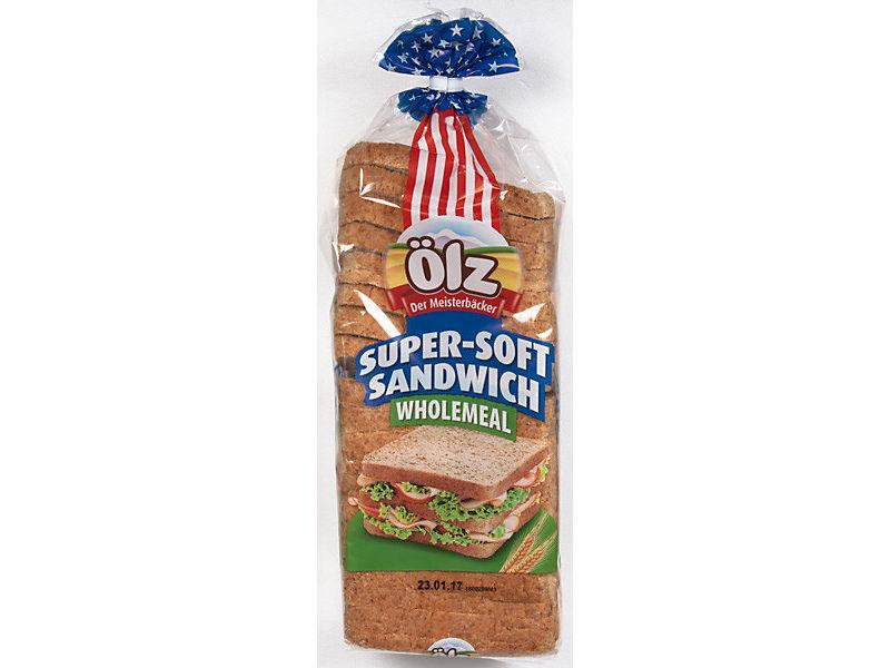 Ölz Super Soft Sandwich Chléb celozrnný 750g