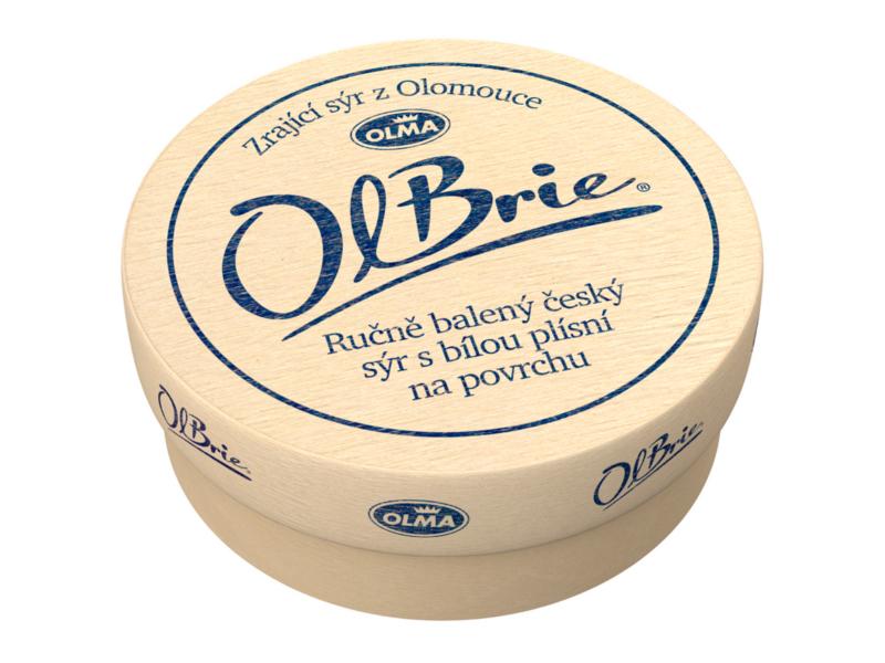 Olma OlBrie Sýr zrající s plísní 125g