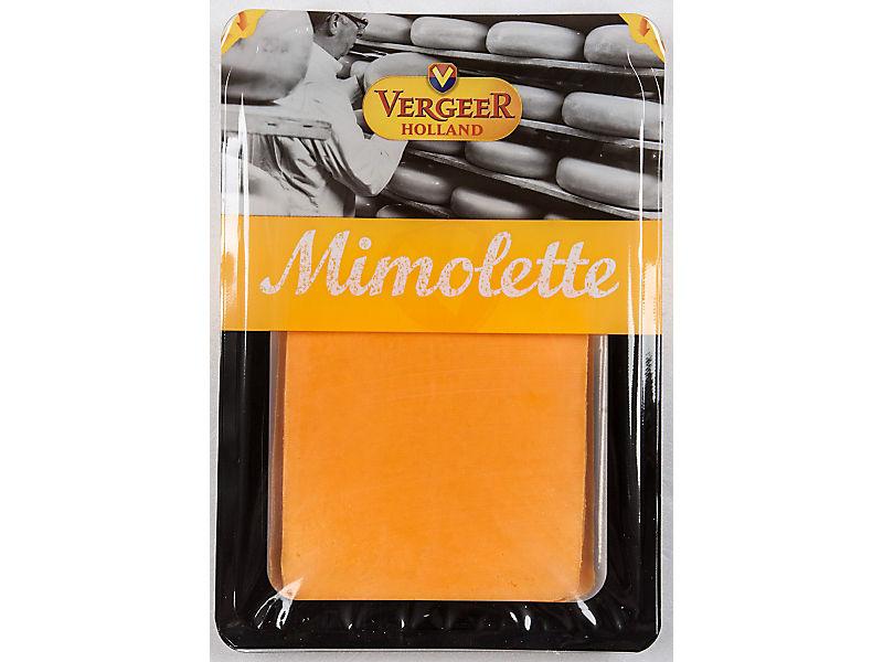 Vergeer Mimolette sýr plátky 100g