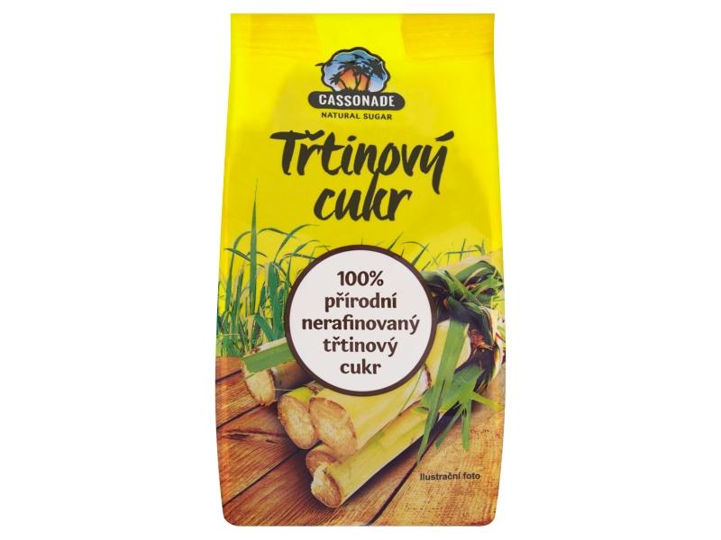 Cassonade Třtinový cukr 500g