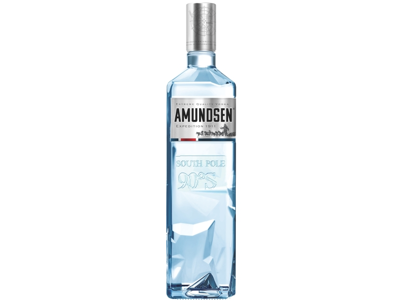 Amundsen Expedition 1911 vodka 40% 1L