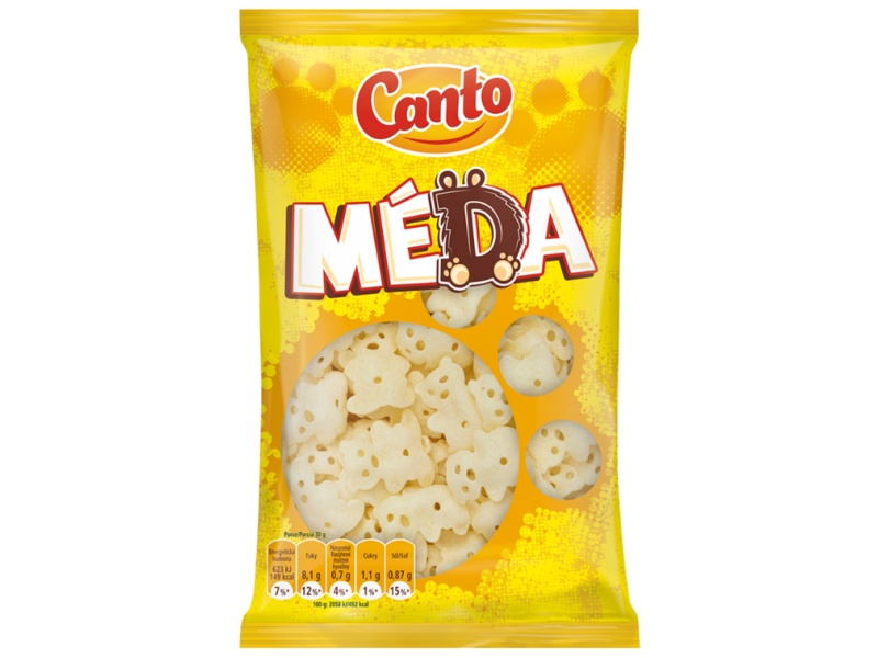 Canto Cracker Méďa 100g