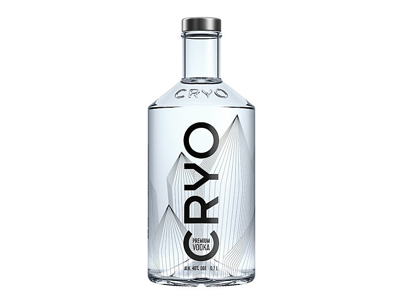 Cryo Premium vodka 40% 700ml
