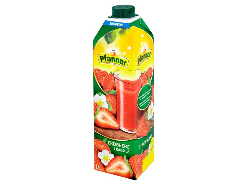 Pfanner Jahodový nápoj 1l