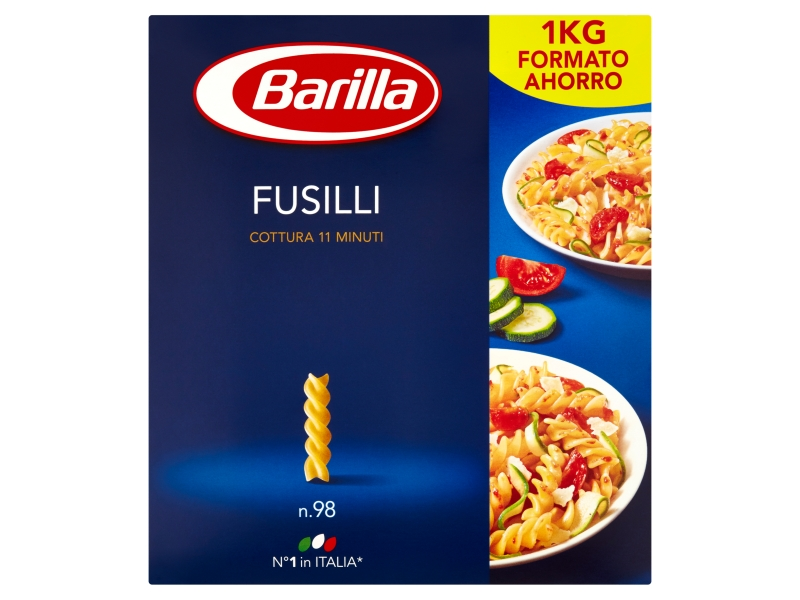 Barilla Fusilli 1kg