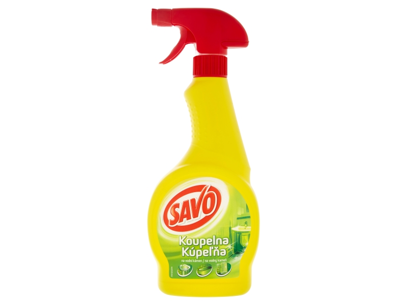 Savo Koupelna čistící sprej 500ml