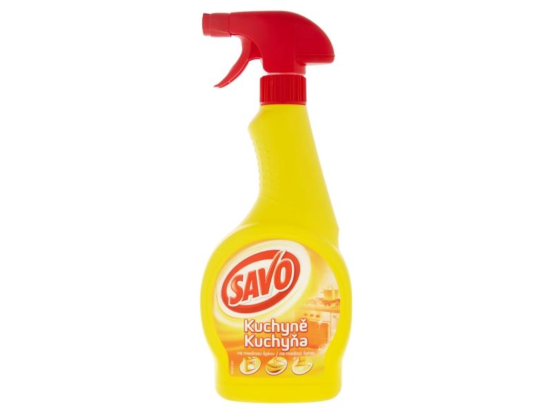 Savo Kuchyně čisticí sprej 500ml