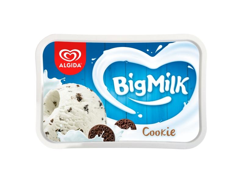 Algida Big Milk Cookie 1l
