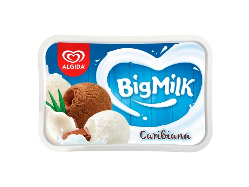 Algida Big Milk Trio Caribiana 1l