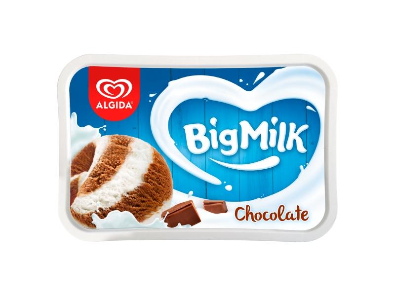Algida Big Milk Čokoláda 1l