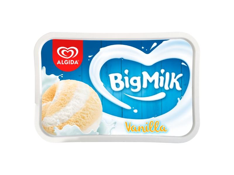 Algida Big Milk Vanilka 1l