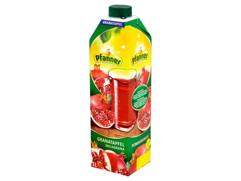 Pfanner Ovocný nápoj s granátovým jablkem 1l