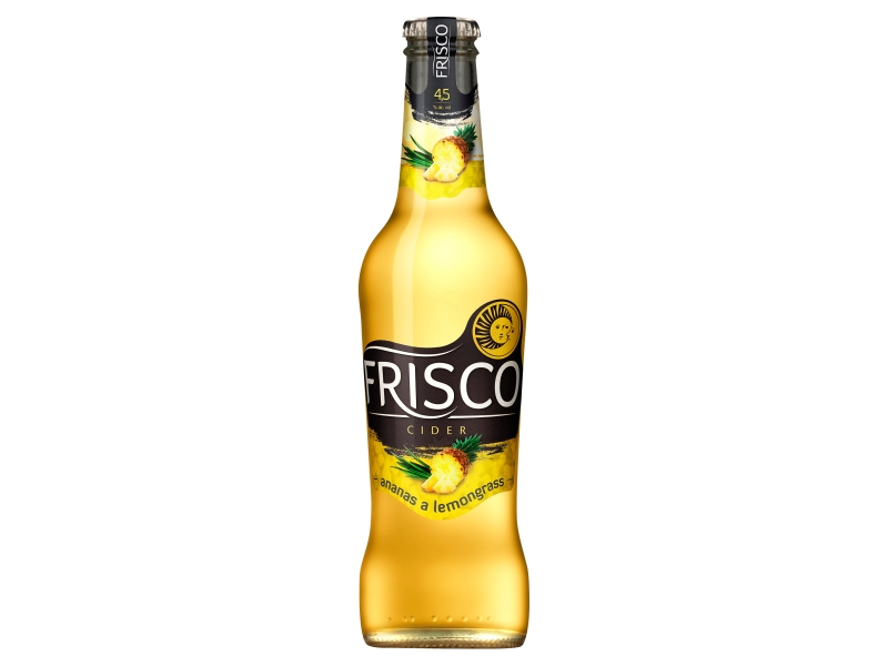 Frisco Cider ananas a lemongrass 330ml