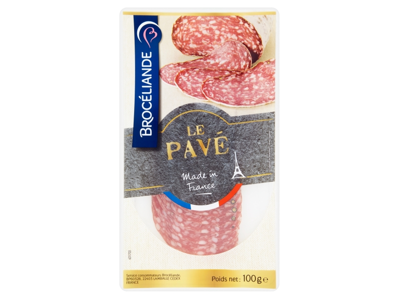 Brocéliande Le Pavé bagetový salám plátky 100g