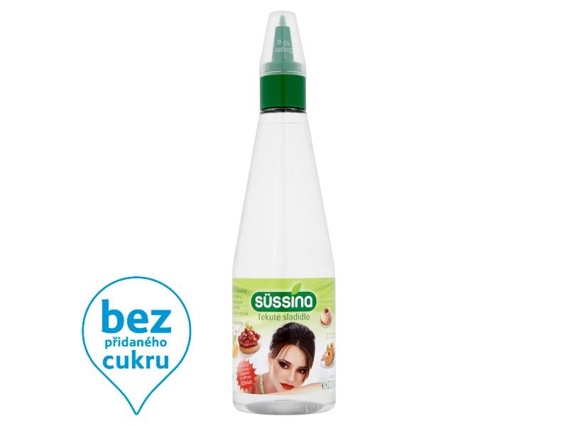 Süssina Tekuté sladidlo 220ml