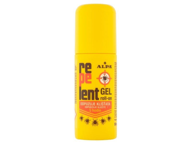 Alpa Repelent gel roll-on 50ml