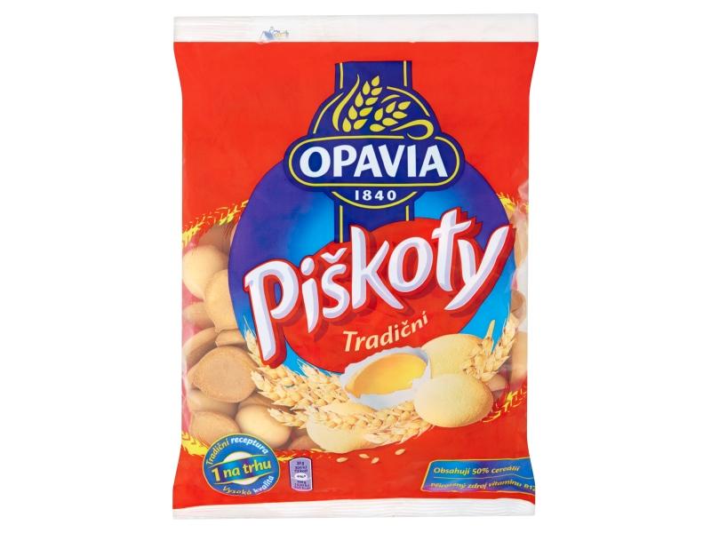 VÝPRODEJ Opavia Piškoty tradiční 240g