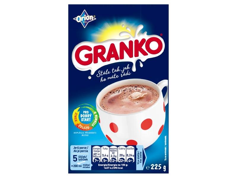Orion Granko 225g