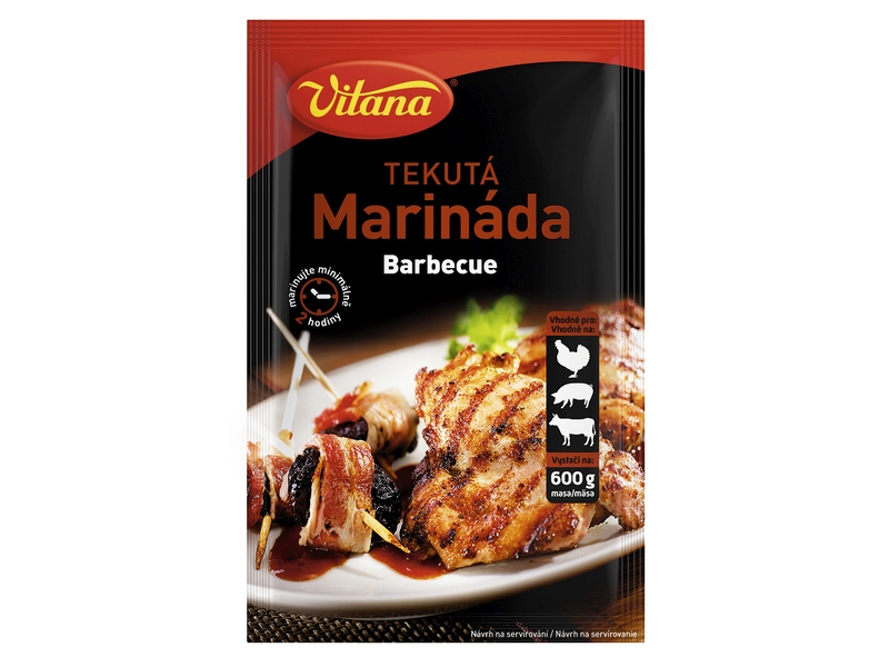 Vitana Tekutá Marináda barbecue 68ml