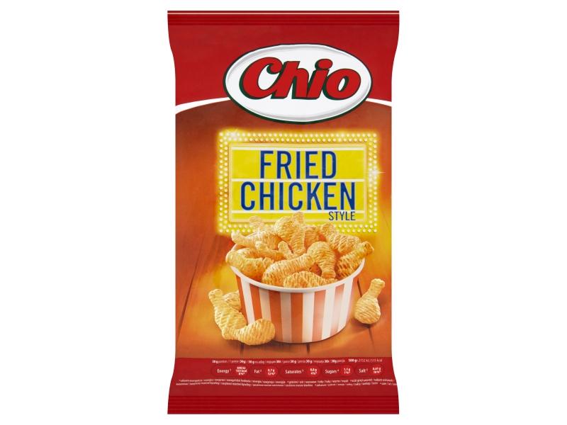 Chio Fried Chicken Style Snack s příchutí pečeného kuřete 65g