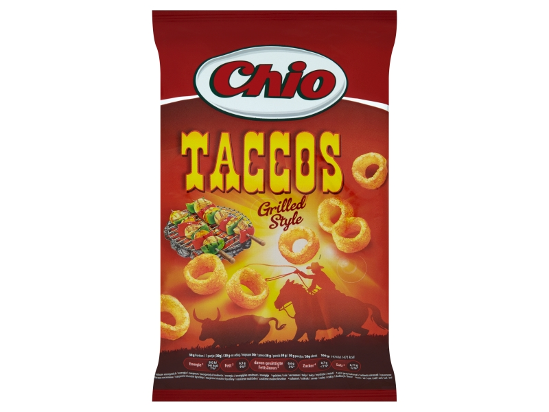 Chio Taccos Grilled Style 65g