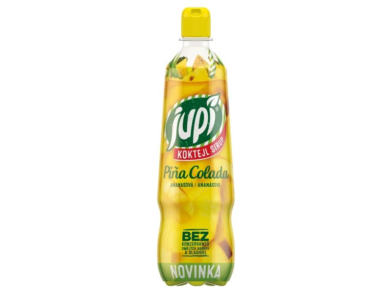 Jupí Koktejl Sirup Piňa Colada 0,7l