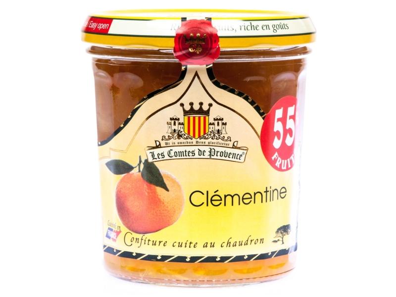 Les Comtes de Provence Džem Klementinka 340g
