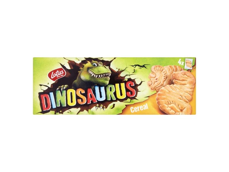 Lotus Dinosaurus Obilné sušenky 116,8g