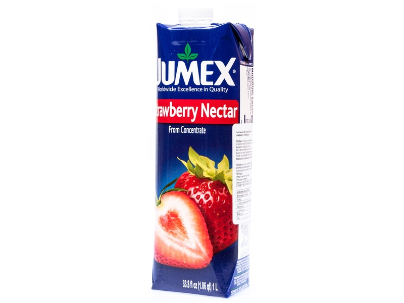 Jumex Jahoda Ovocný nápoj 1l
