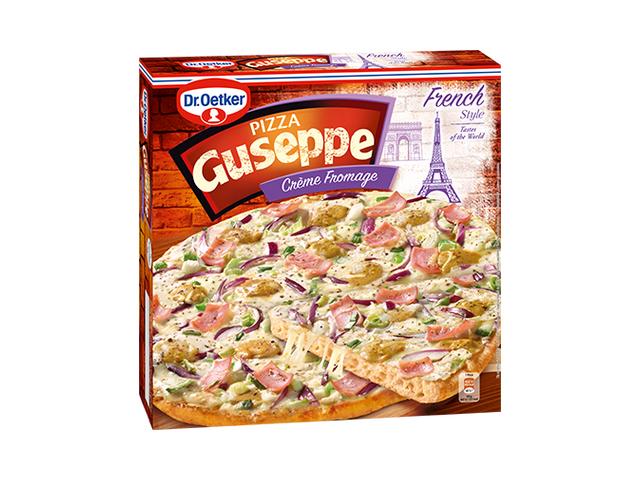 Dr. Oetker Guseppe Pizza Creme Fromage mraž. 405g