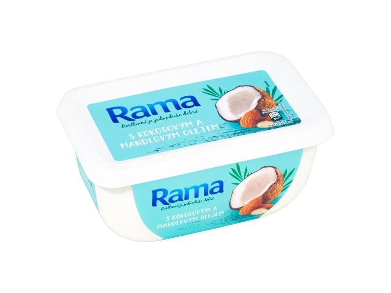 Rama S kokosovým a mandlovým olejem 400g